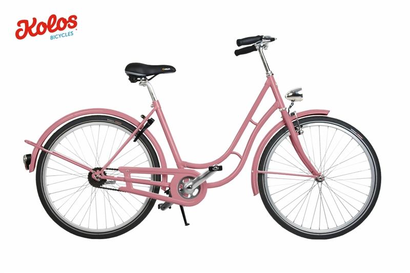 Dámsky mestský bicykel Kolos No.1