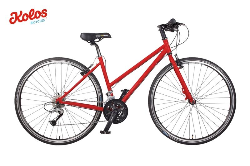 Dámsky turistický bicykel Kolos No.5