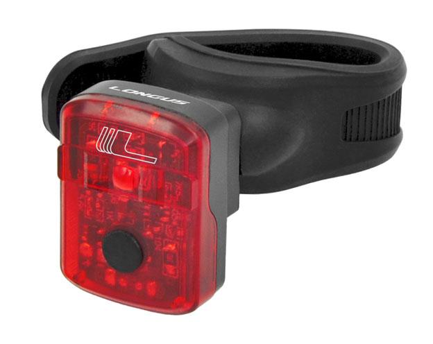 Svetlo zadné KUBIK 1 LED 1f USB