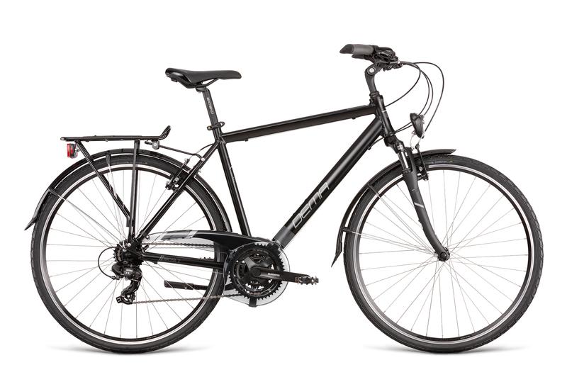 "Bicykel Dema AROSA 2 black-white 21"""