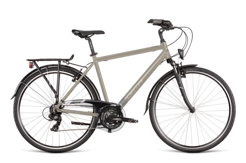 "Bicykel Dema AROSA 1 grey 21"""
