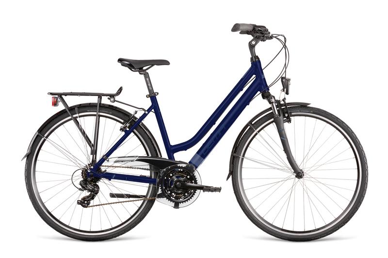 "Bicykel Dema AROSA LADY 1 blue 18"""